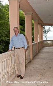 Property Manager, Michael Drake